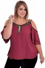 """Résultat de recherche d'images pour """"blusas plus size"""""""
