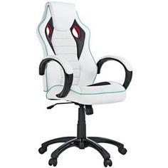 Buy X-Rocker Office Gaming Chair - White at Argos.co.uk, visit Argos.co.uk to…