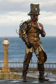 Steampunk diy 388646642818555478 - Interesting maritime concept Source by laurie_mcleod Steampunk Mode, Steampunk Accessoires, Steampunk Pirate, Steampunk Couture, Steampunk Cosplay, Steampunk Design, Gothic Steampunk, Steampunk Clothing, Steampunk Fashion
