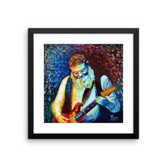 Sing Your Song - Canvas Framed Prints, Art Prints, Singing, Songs, Canvas, Products, Art Impressions, Tela, Canvases