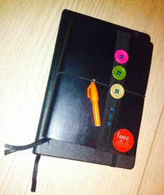 DIY lovely diary