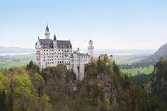 I was here as a kid and completely fascinated with King Ludwig's story. Neuschwanstein Castle #Europe #Germany #travel