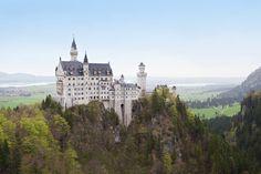 Neuschwanstein Castle | photography by http://www.entouriste.com/