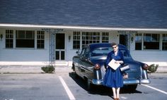https://flic.kr/p/6sWQF8 | New Hampshire Highway Hotel - Concord, New Hampshire | September 1959 Room 15 Parking Spot Concord, New Hampshire