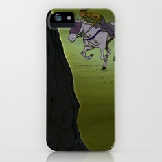 The Story of Zoulvisia iPhone Case by Camilo Nascimento
