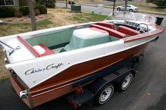 1959 21' Chris Craft Continental