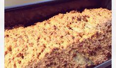 Deze havermoutbrood is echt super lekker en je kan vele variaties maken