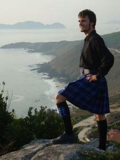 Kilt Galego, Tartã Galaecia - Nacional da Galiza