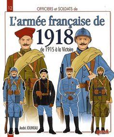 De l'Ancien Régime à la Seconde Guerre mondiale, découvrez une oeuvre aussi riche que passionnante, fruit d'une passion d'un demi-siècle mise au service de l'uniformologie des arméesfrançaises !