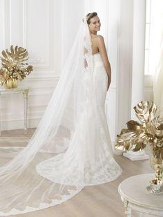 Pronovias Leiva | Collectie Bruidsmode | Ann & John bruidsmode - Trouwjurken - Bruidsjurken