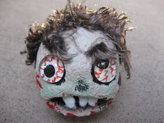 Zombie Craft for Halloween!