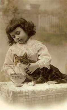 https://flic.kr/p/6fYF4M | Cats - For PERSONAL use only | Hope you love these pictures of people with cats as much as I do! Some of the cats look most perturbed!