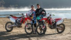 Marc Marquez & Alex Marquez