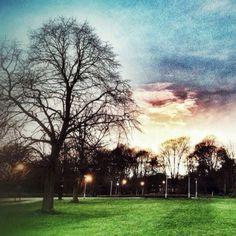 Leeds Metropolitan university Campus.
