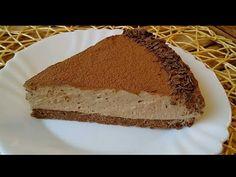 تحلية بثلاثة أذواق بدون طهي.. لذيذة .. راقية .. سريعة و سهلة التحضير - YouTube Vanilla Cake, Cheesecake, Ethnic Recipes, Mousse, Food, Chocolates, Recipe, Kitchens, Cheese Cakes