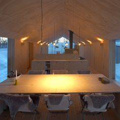 V-Lodge l Reiulf Ramstad Architects (RRA) Norway