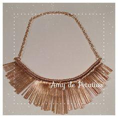 Tribal necklace Amy de Petatiux