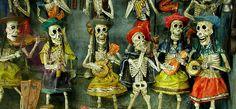 Dias de los Muertos - Der Tag der Toten   Rockabilly Rules Magazin