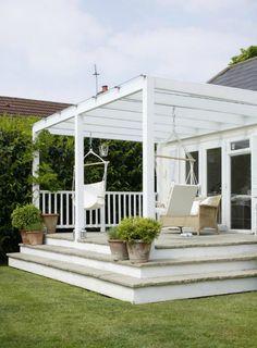 Decor Inspiration: White on White - The Simply Luxurious Life®
