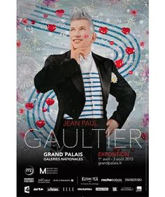 Jean Paul Gaultier au Grand Palais