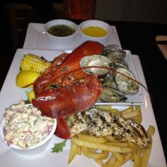 Top Shelf Lobster Bake!