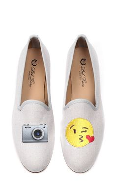 #selfie Loafer by Del Toro