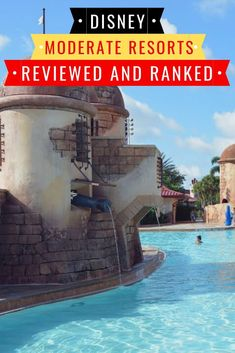 The ultimate family guide to helping you choose which of the Disney Moderate Resorts has what you are looking for in a hotel stay while on a Disney vacation. Disney Resort Hotels, Walt Disney World Vacations, Disney Trips, Disney Travel, Family Vacations, Disney Cruise, Florida Travel, Travel Usa, Florida Resorts