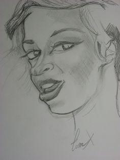 portrait de l'actrice jada stevens