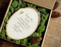 10 Unique & Creative Wedding Invitation Packages | SouthBound Bride www.southboundbride.com/10-unique-wedding-invitation-packages Credit: Lesley Weiner