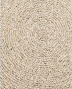 Teppich rund | Bloomingville