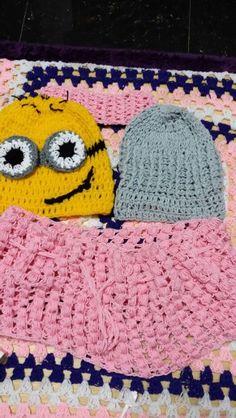 My hand made crochet ....