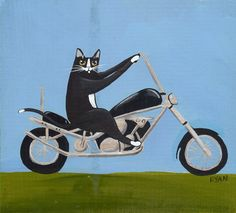 Ryan Conners' Cat Folk Art: Search results for Cat