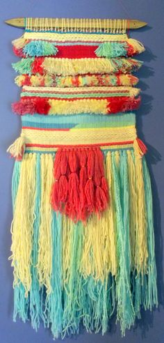 Little Swallow tapestry weaving