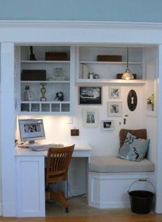 Workspace inspiration - slaapkamer