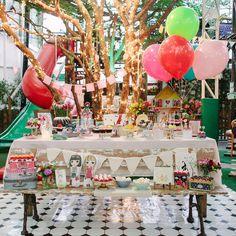 Uma festa infantil DIY, que foge as tradicionais festas montadas. Veja: https://www.casadevalentina.com.br/blog/FESTA%20INFANTIL%20DESCOLADA ------  A children's party in the style DIY, fleeing mounted traditional parties. see: https://www.casadevalentina.com.br/blog/FESTA%20INFANTIL%20DESCOLADA