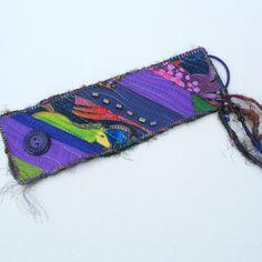 Fabric Cuff Bracelet Laurel Burch Horses and Silk by KathyKinsella - Inspiration Ideas