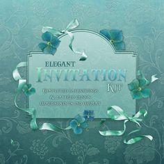 """Jaguarwoman's """"Elegant Invitation Kit"""""""