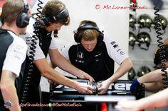Boullier: «Nuestro desarrollo no ha cesado, y seguimos trayendo piezas nuevas»  #F1 #Formula1 #AbuDhabiGP