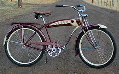 Beach Cruiser Bikes, Cruiser Bicycle, Motorized Bicycle, Recumbent Bicycle, Old Bicycle, Bicycle Women, Old Bikes, Mountain Bikes For Sale, Yamaha Motorcycles