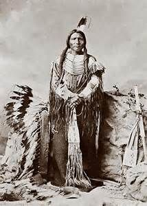 Crazy Horse - In 1876 he joined with Cheyenne forces in a surprise attack against Gen. George Crook; then united with Chief Sitting Bull for the Battle of the Little Bighorn.