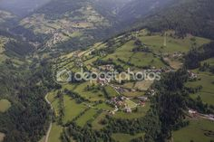 #Flightseeing #Tour #Carinthia #Radenthein #Mitterberg #Kaning #Birds #Eye #View @depositphotos #depositphotos #nature #landscape #panorama #austria #season #travel #vacation #holidays #mountains #leisure #sightseeing #beautiful #wonderful #hiking #summer #autumn #green #woods #stock #photo #portfolio #download #hires #royaltyfree
