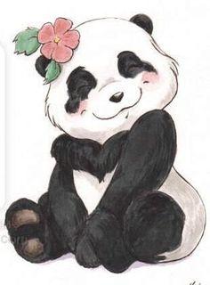 """Résultat de recherche d'images pour """"panda drawing"""""""