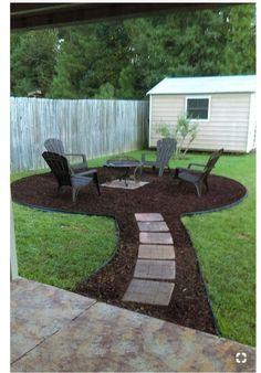 Backyard Landscaping – Landscaping Ideas: Make Your Dream Yard - DIY Landscape. - Backyard Landscaping – Landscaping Ideas: Make Your Dream Yard – DIY Landscape Backyard - Fire Pit Area, Fire Pit Seating, Fire Pit In Deck, Fire Pit Front Yard, Fire Pit On Grass, In Ground Fire Pit, Small Fire Pit, Fire Pit Backyard, Backyard Play