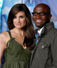 Mixed Couples - Taye Diggs and Idina Menzel
