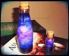 [TUTORIAL] Como fazer a Nebulosa na garrafa?