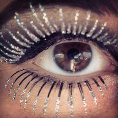 Winter wonderland Eyelashes grow lashes the fake way glam @Allamode ⓐⓛⓛⓐmode✣✫Creative Pinner✣✫
