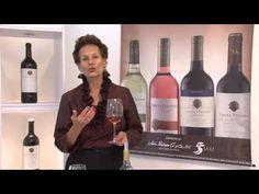 La manera de tomar la copa de vino