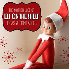 Over The Big Moon Elf Surveillance Pillow Tutorial & Printable | Over the Big Moon