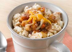 19 yummy meals you can microwave in a mug in minutes