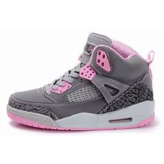 new arrival c92ad 70d56 Jordan Spizike Limited Edition Neutral Grey Pink - Lime Women Shoes